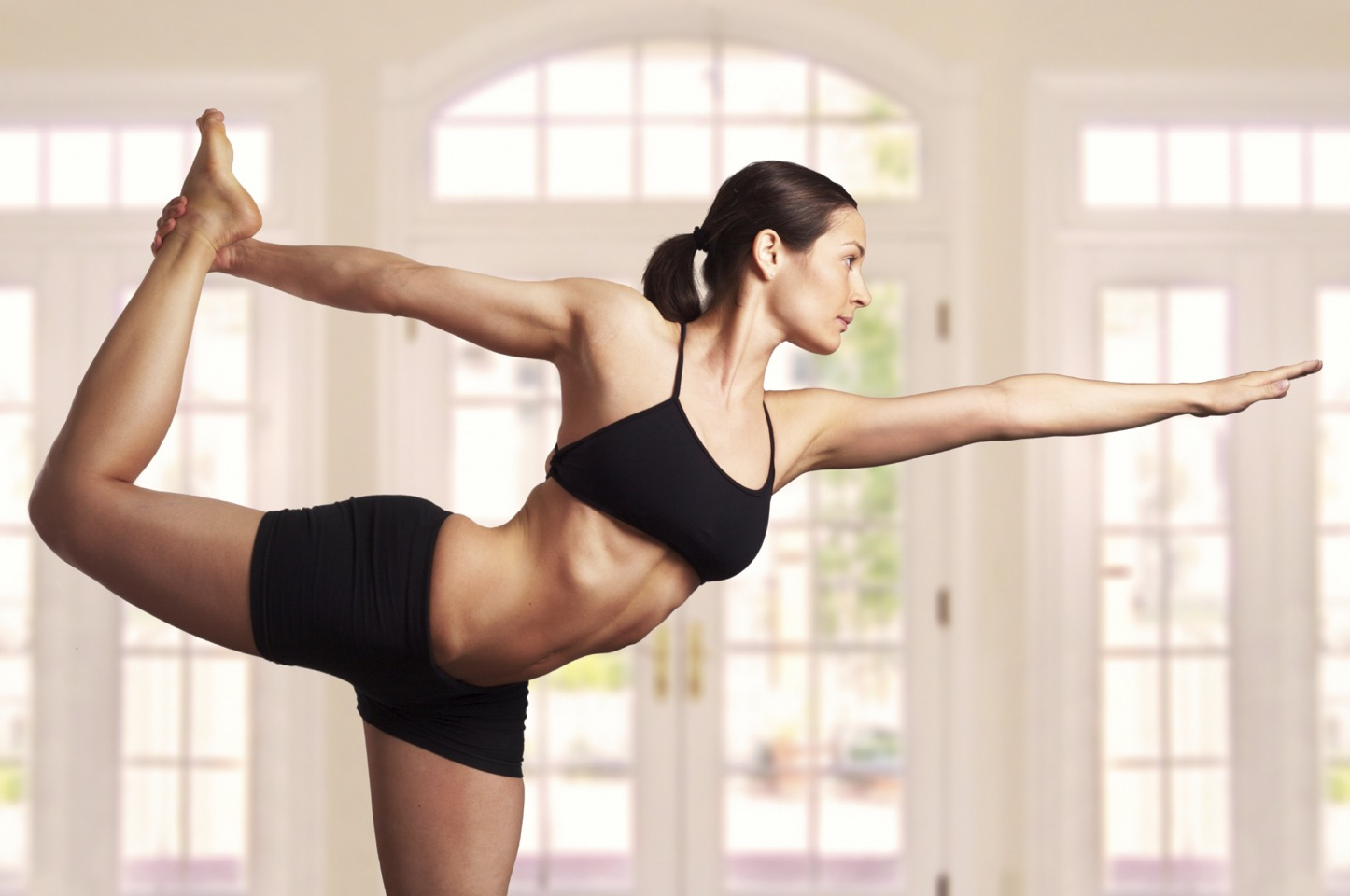 11. 90-minute Pilates class  12. 1-hour Barre class. A new workout craze, these ballet-inspired classes slim and tone the body with pulsing movements that target the core, arms and lower body.   13. 1 hour of dancing. Head to a studio or round up the girls for a night out.