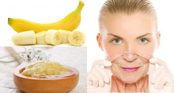 Instructions: Mash banana and combine with honey and yogurt. Spread over face and let sit for 15 minutes. Rinse with cold water and gently pat dry.