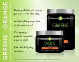 Greens comes in berry and orange flavor! do yourself a flavor and drink your greens! Comment below if interested (: