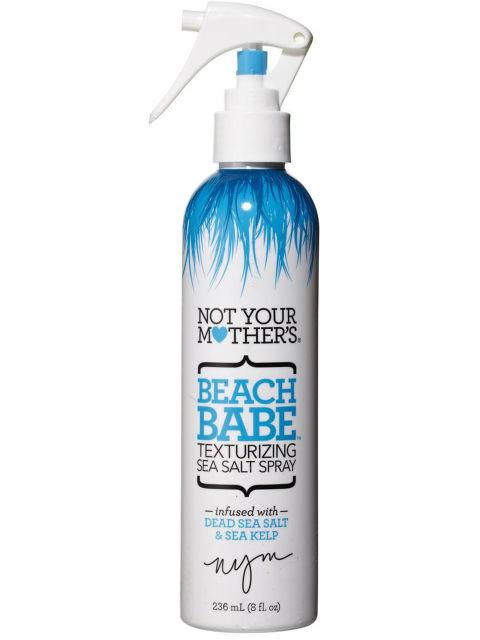 "Not Your Mother's Beach Babe Texturizing Sea Salt Spray, $6 ""For sexy beachy hair that lasts so long and looks amazing."""