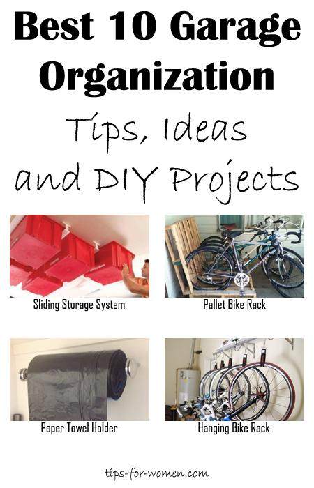 Have a look through this list today and get organizing your garage space.. http://bit.ly/1p1y6y9