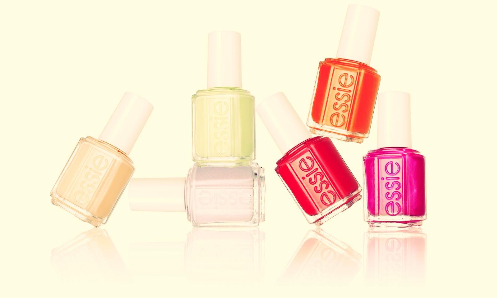 Essie Nails Polishes