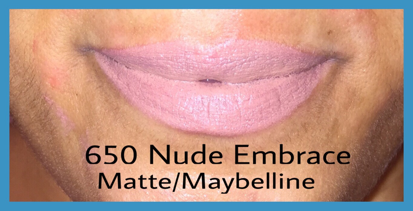 Maybelline MATTE-MAT Lipsticks their colors are fun and a great creamy texture!!!