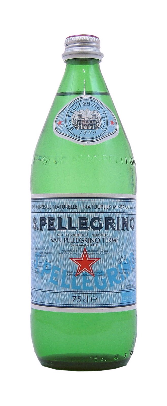 Add in some sparkling water and you're set!