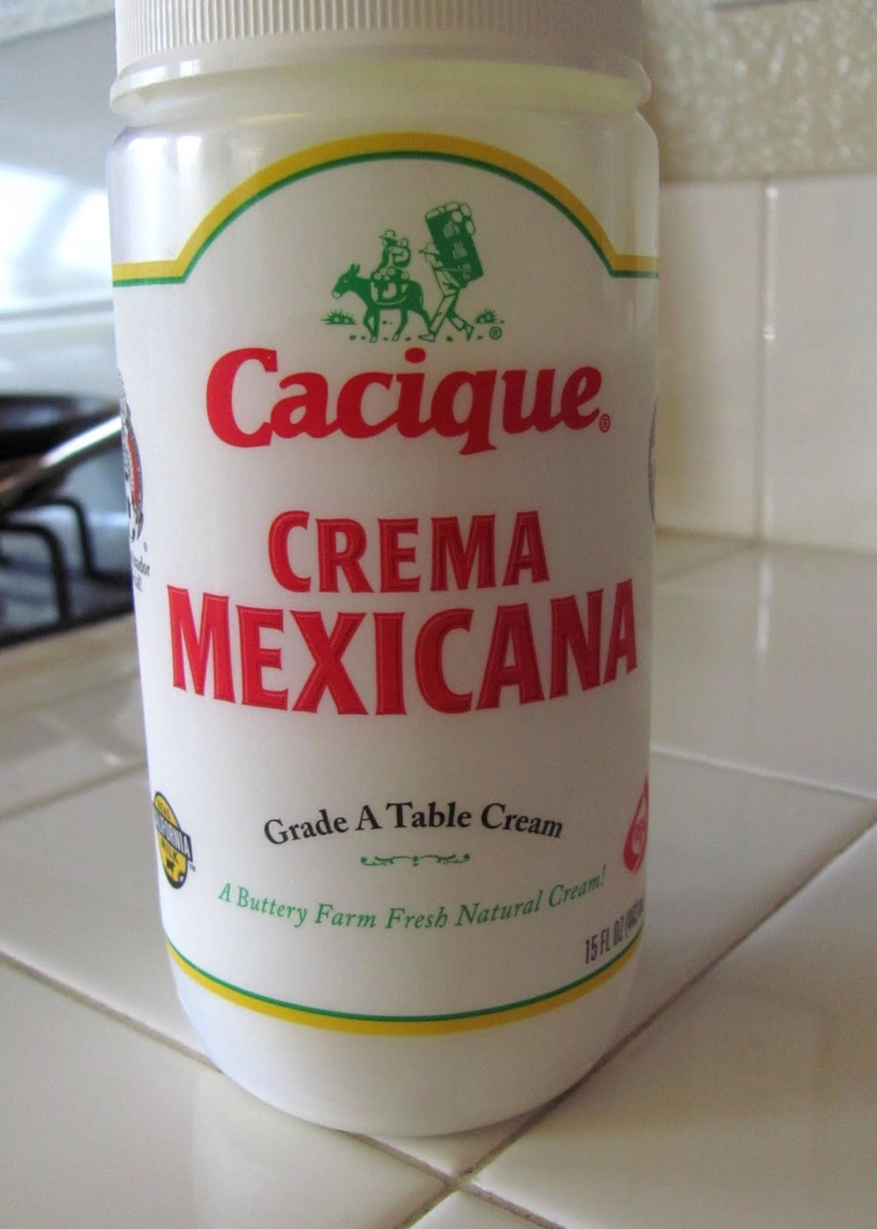 Then add 3-4 tsp of cream,(can be any type of cream) while the pot is still hot..>