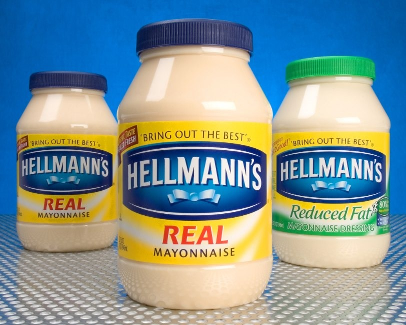 What you need:   1-2 spoonfuls of real mayonnaise