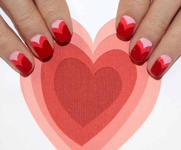 --> Sweetheart Nails