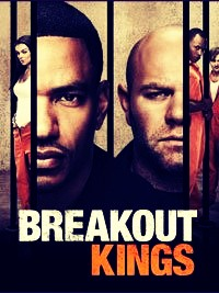 "The third series i recommend is ""Breakout kings"". I recommend this series to people that like crime, action, suspense, drama and some romance."