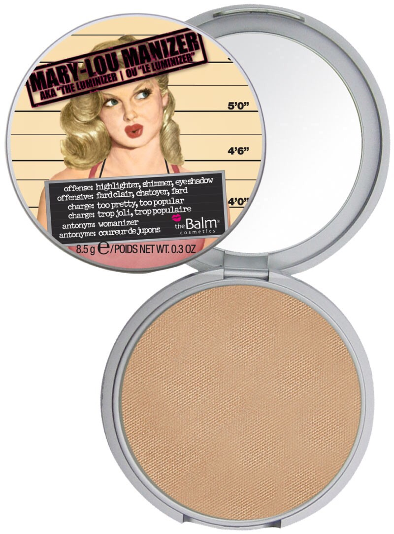 Don't want to pay $20 for the Mary Lou Manizer highlight from The Balm?