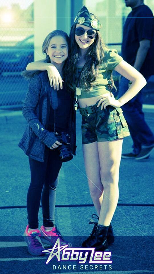❤️ Mackenzie and Kendall