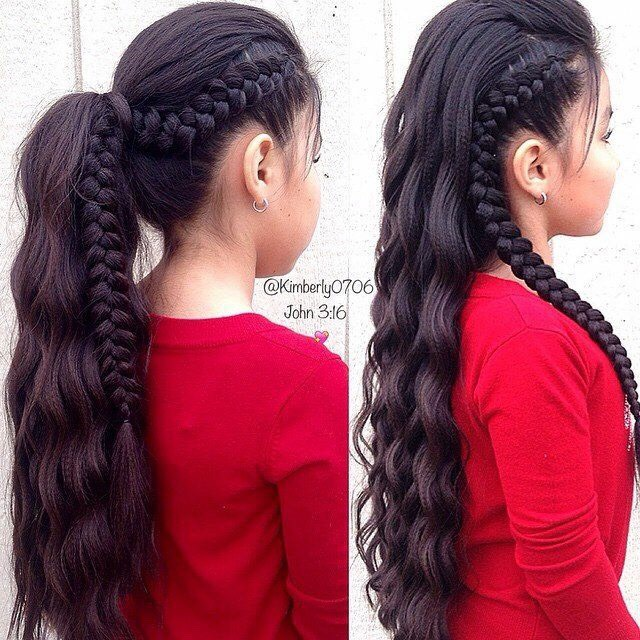 awesome hair style musely 7974