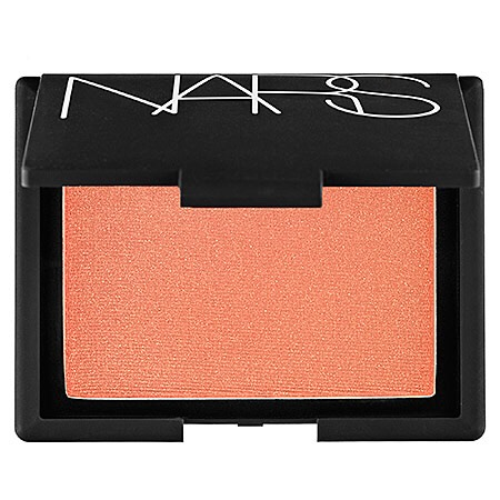 Add some blush to bring color back into your face