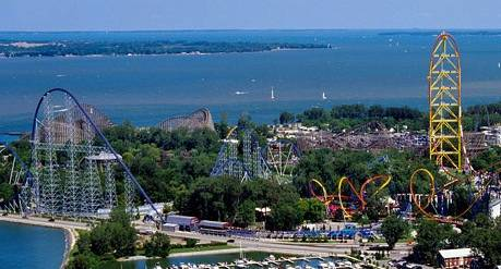 Go to Cedar Point