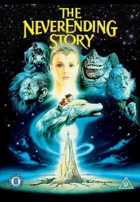 THE NEVERENDING STORY // Rated PG A magical book leads an imaginative 10-year-old boy into an enchanted fantasy world.