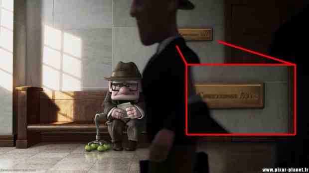 """You might have missed it as the courtroom number in """"Up!"""" if you were too busy crying."""