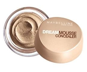 9. Concealer. To cover zits, dark circles, and redness, a good concealer is key. On days when you want to skip the foundation, you can just dot on concealer and go.