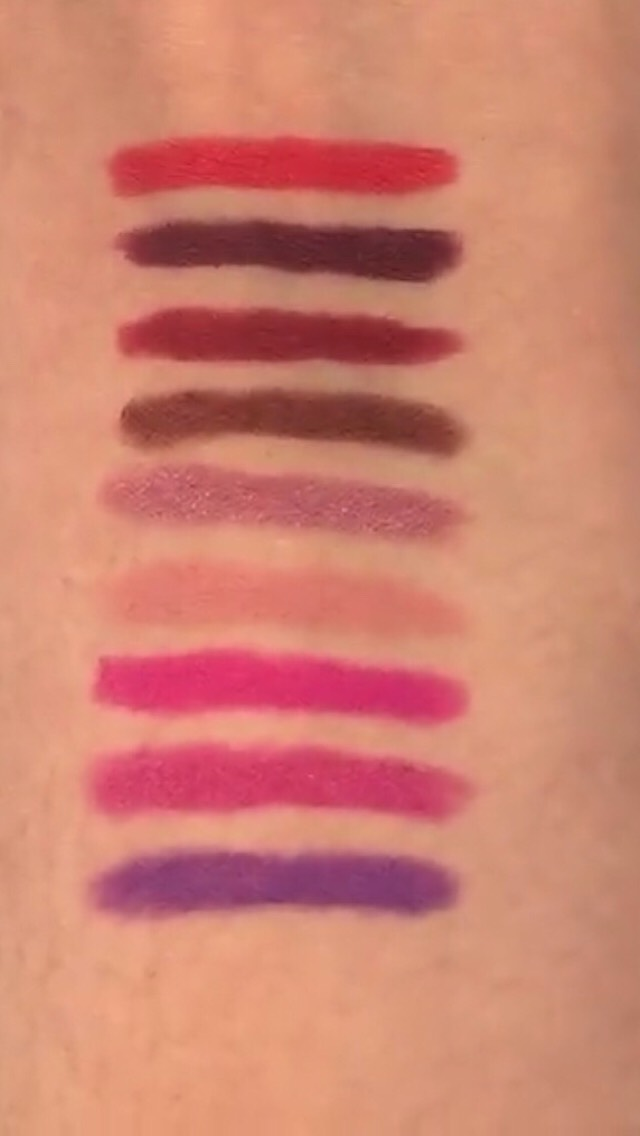 Swatched from last pic!