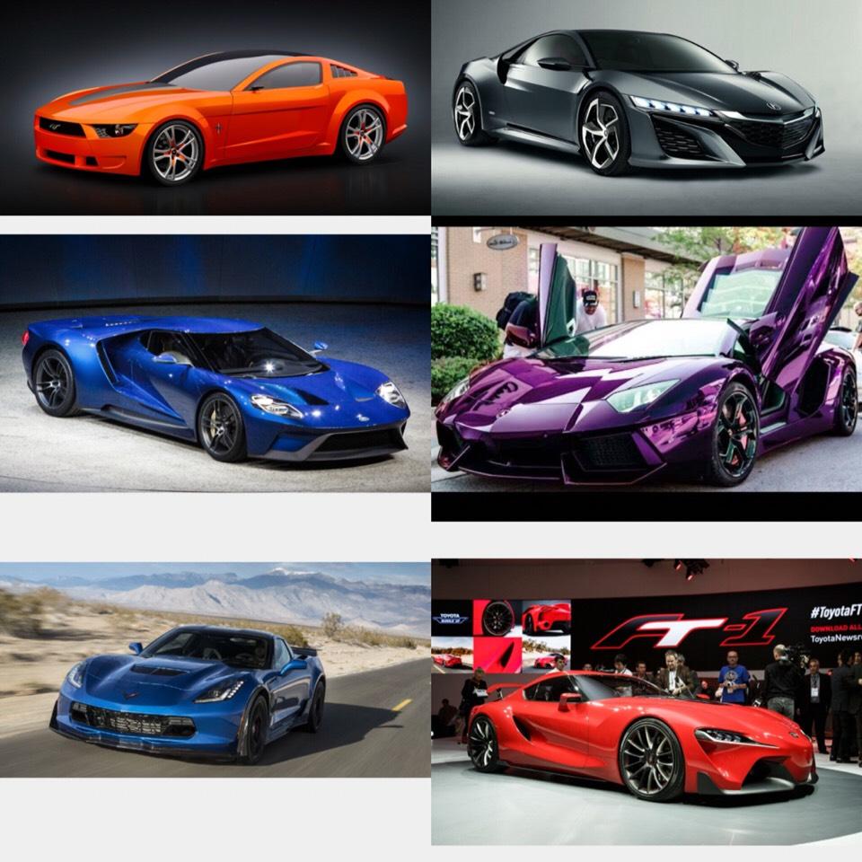 Newer 2015 cars :))