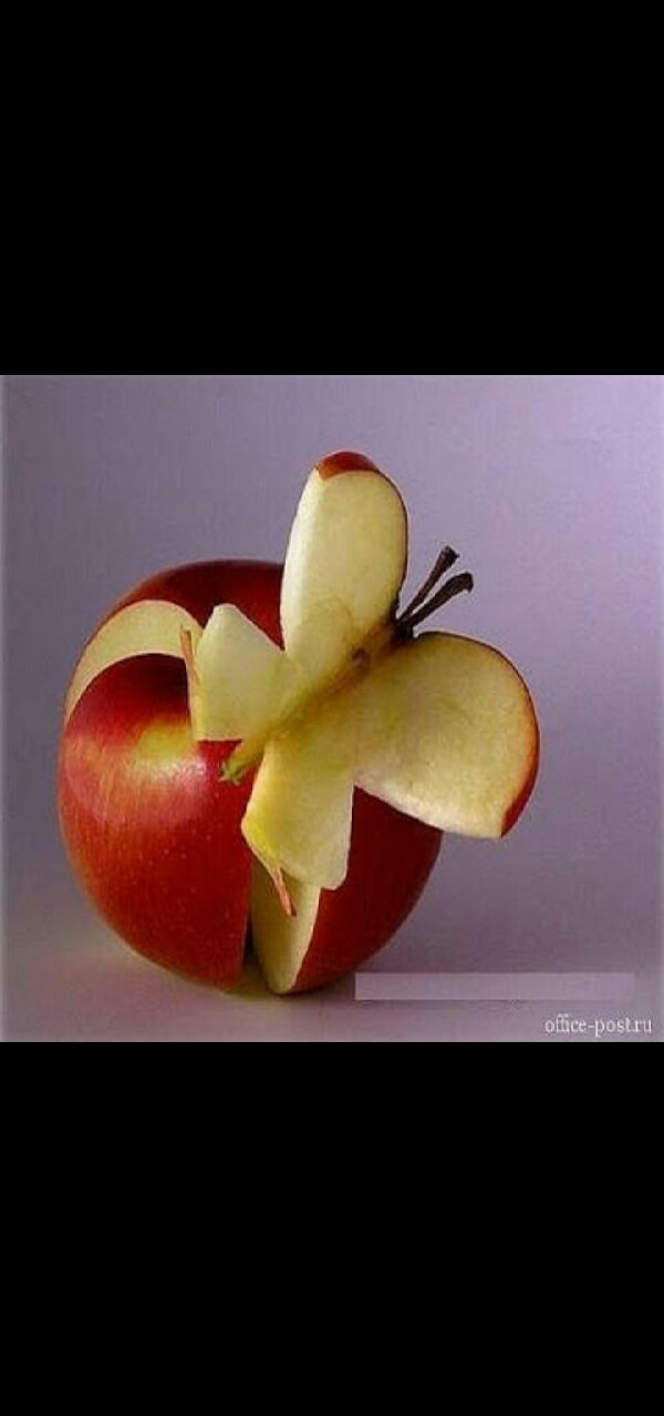 Lovely apple design, you can also make something else.:)