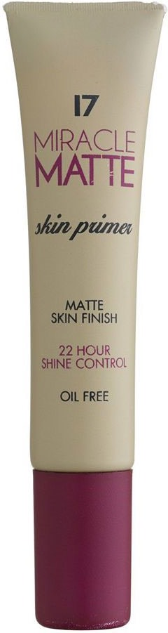 Again by seventeen, this primer comes in a tube. I liked this primer because it was an easy appliance, if your on a night out or going to be doing sports this primer is the product for you. This is slightly cheaper at £4.99
