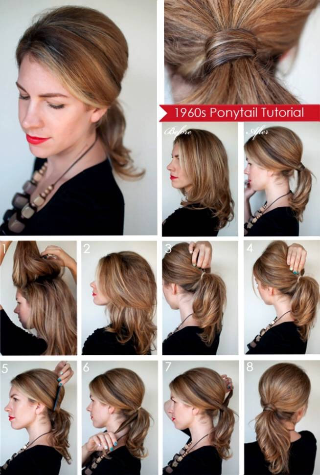 Diy back to school hairstyles for short hair hairstyles quick easy to do hairstyles for short hair by unixcode solutioingenieria Images