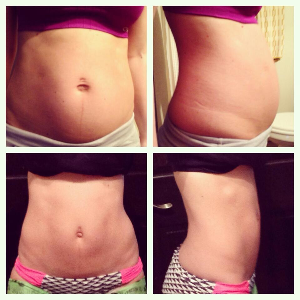 The ItWorks wrap is totally organic and tightens, tones, and firms where it is applied!