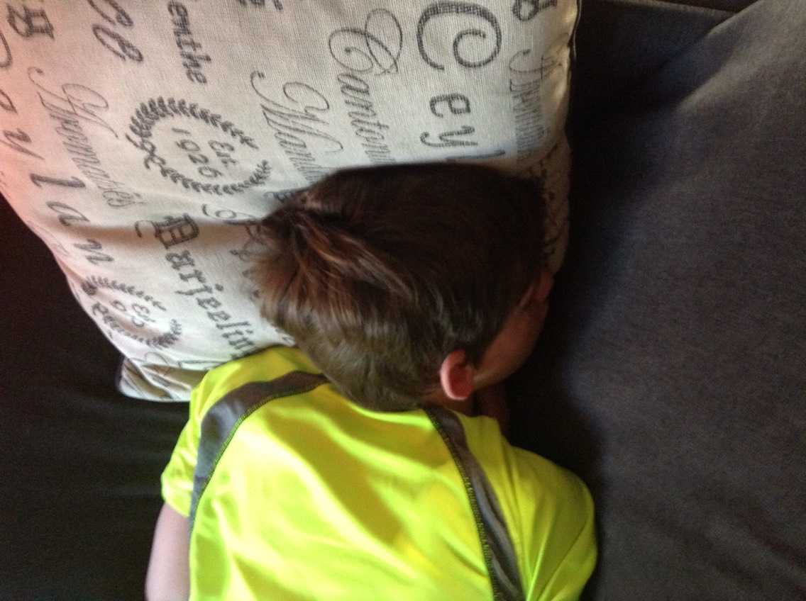 Sleeping brother?