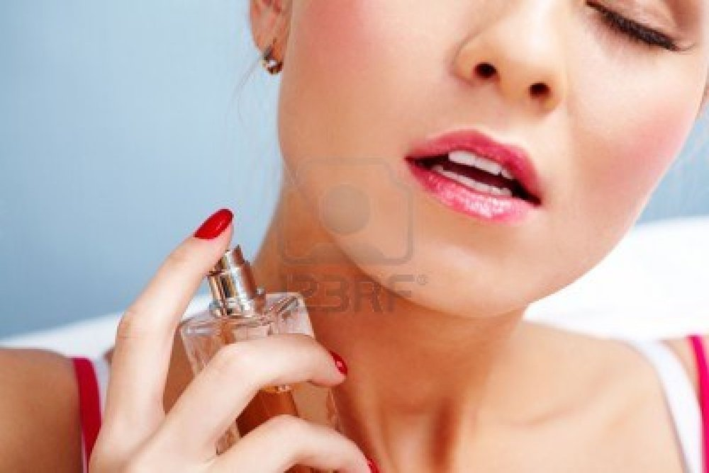 By putting perfume on your neck it also allows your neck to warm the perfume. Not only that but when your male friends come close to you they will smell it, and it will act as a pull towards you.