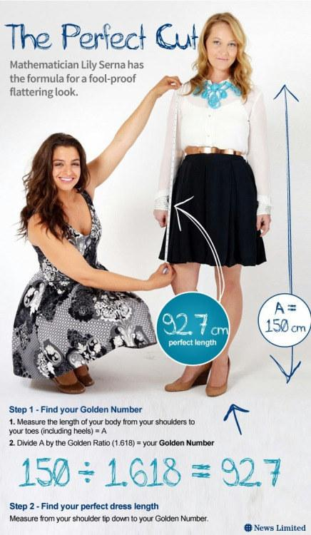 9f98f711e3 41 Insanely Helpful Style Charts Every Woman Needs Right Now!  tipit ...