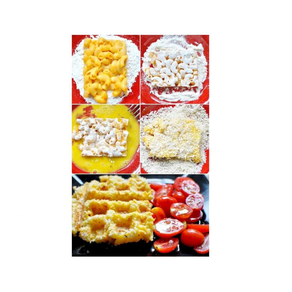 Crab Cakes With Pretzels
