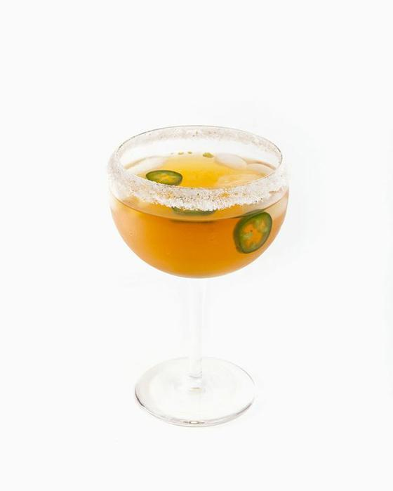 Margari-tea  2 parts Owl's Brew The Classic mix 1 part tequila Muddle with 3-4 fresh jalepeno slices Strain out jalepeno seeds Shake & pour into a margarita glass  Rim glass with margarita salt  Garnish: fresh lime or for an extra hot kick, with cayenne pepper