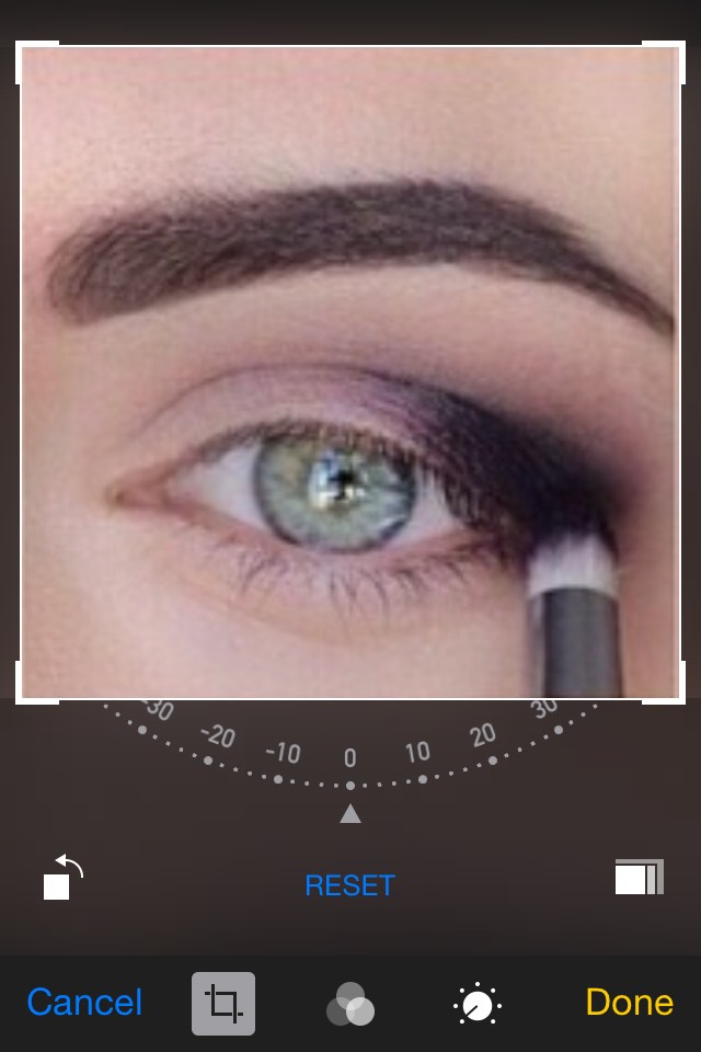 Continue adding to the darker color until it's as dark as you would like