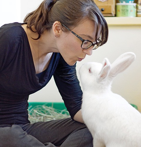 PROPER ATTENTION:  Make sure to give your rabbit the attention it needs. They need to be loved, and they can get bored just like us. NEVER leave a bunny alone for a weekend, find a bunny sitter. They also need to be let out of their cage often.
