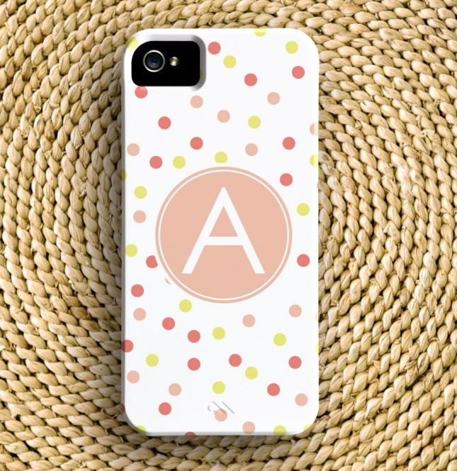 Confetti Barely There Phone Case ($39)
