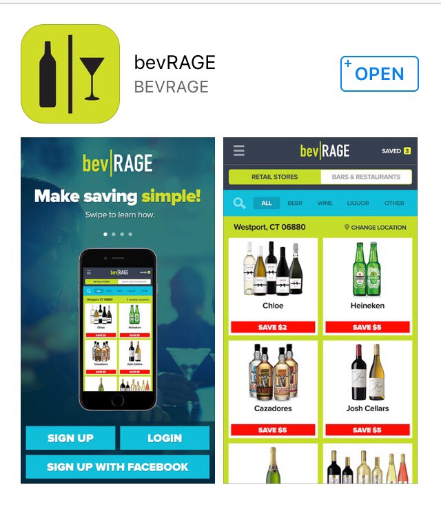 Download Bevrage app and get cash backwhen you buy beer, wine, liquor, mixers itc. In the retail store or in the bars and restaurants. Use this code as referral: OPHPSYQE Happy Saving!!!