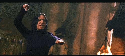 BOOM! You are now the Snape of streaming.