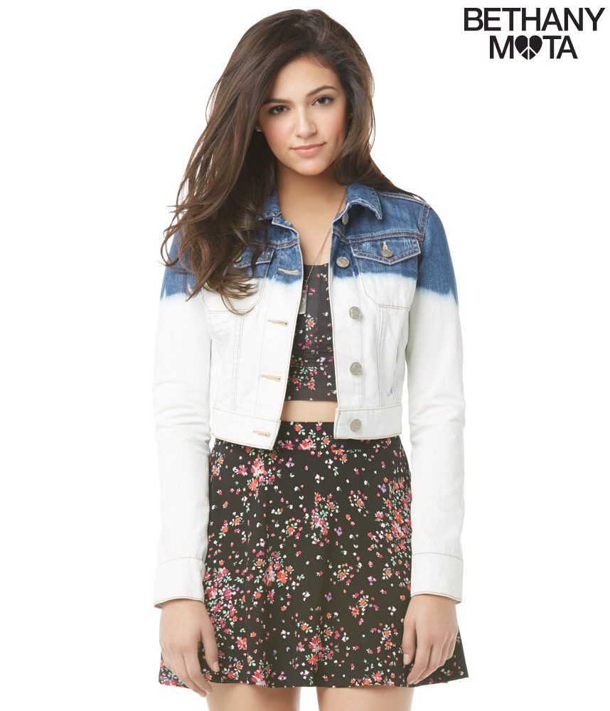 Bethany Mota Spring style steal!! →→→→→→