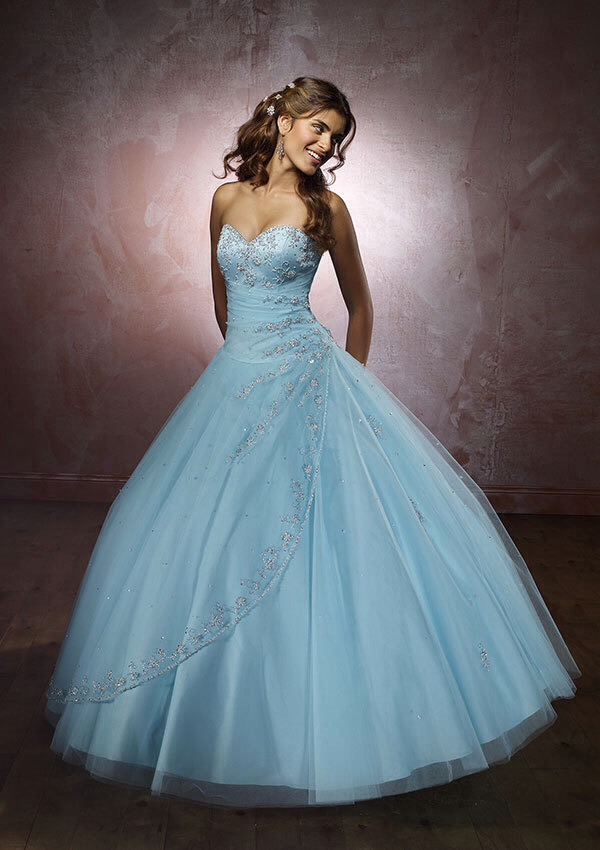 Fairy tale gown