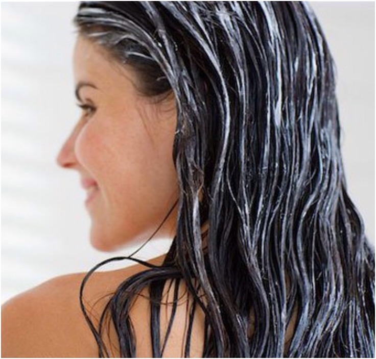 Coat your hair with the mixture and leave for at least 45 minutes but the longer you leave it the better. Then just wash it out and enjoy really soft silky hair.
