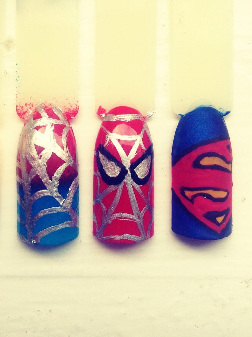SUPERHEROES 💪🏼