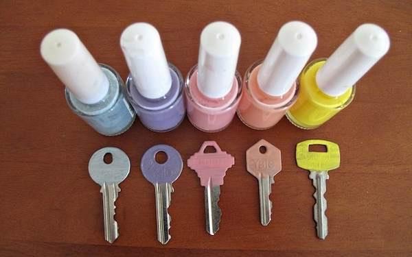 Keep those keys organised