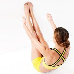 Fly Up :Do 3 sets of 20 pulses