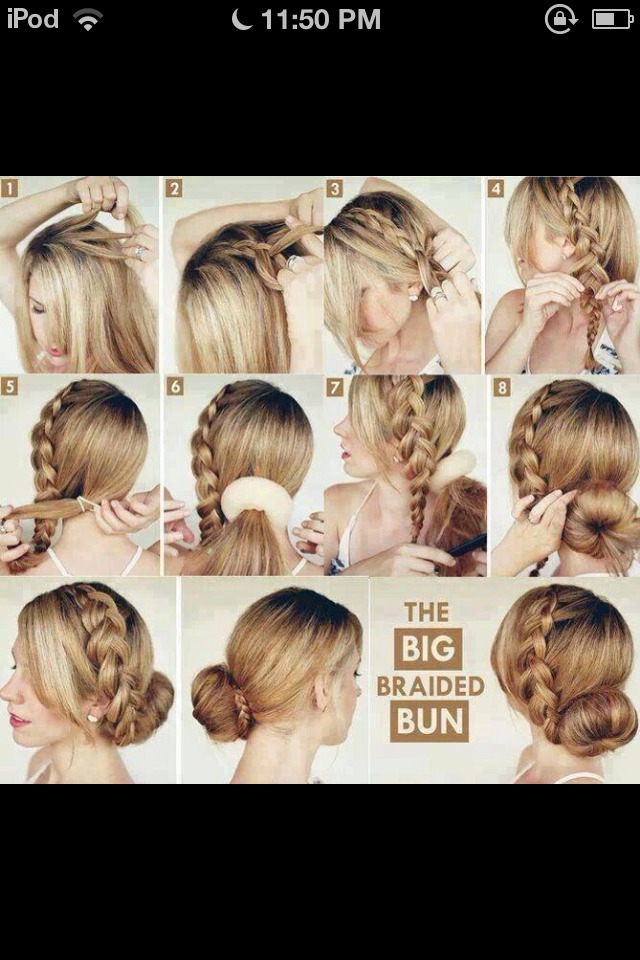 Swell Quick And Easy Hairstyles For A Lazy Day By Laura Cubbin Musely Schematic Wiring Diagrams Amerangerunnerswayorg