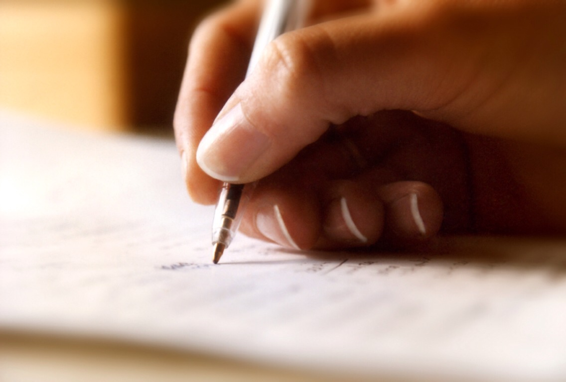 Writing.     Writing helps get  everything on your mind out on a piece of paper. Since you've wrote it and thought about it, it is going to be easier to get over.