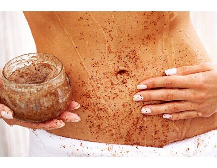 "Exfoliate with a sugary scrub 1 cup brown sugar 1 cup raw oatmeal 1 cup olive oil Mix all the ingredients together and then apply on dry skin, using your hands. You want to perform slow circles—this treatment is to be enjoyed and not rushed. (The real key is standing over a plastic bag or towel to catch the remains.) After scrubbing gently all over, step into the shower and rinse off. Your skin will be like butter."" Julia Coney, All About the Pretty"