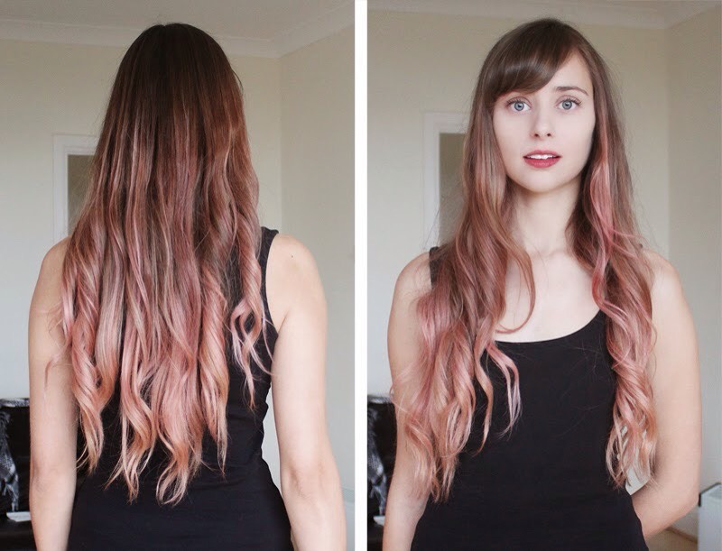 Sombre: This isn't a color, but a way of coloring your hair. It's like ombre, but softer. If you'd like your hair color to be a bit more subtle and natural looking, try sombre