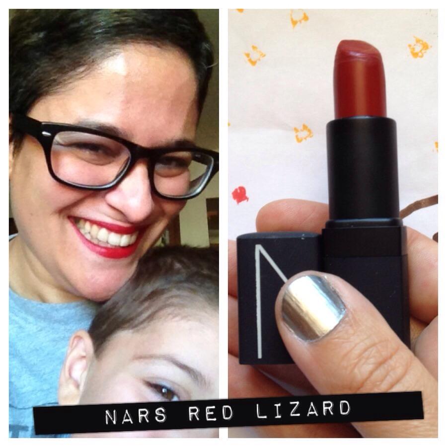 Nar's Red Lizard