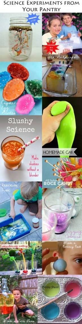 http://www.kidstylefile.com.au/2013/07/25/kidstylefile-roundup-cool-kids-science-experiments-to-make-with-pantry-items/