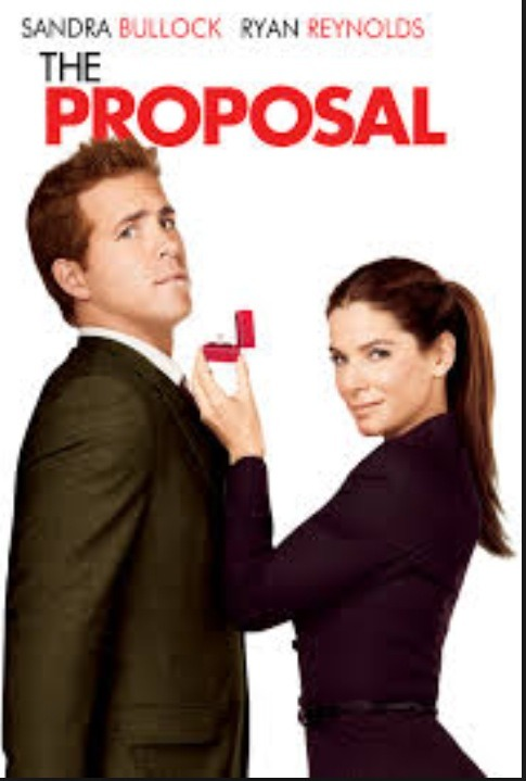 The proposal A romantic comedy. This movie is so cute and hilarious. One of my favourites too