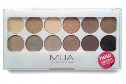 Dupe #11: MUA UNDRESS ME TOO PALETTE